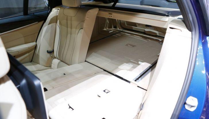 BMW Serie 5 Touring motorizzazioni, allestimenti e informazioni - Foto 11 di 25