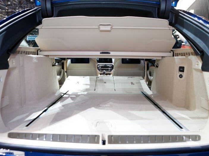 BMW Serie 5 Touring motorizzazioni, allestimenti e informazioni - Foto 5 di 25