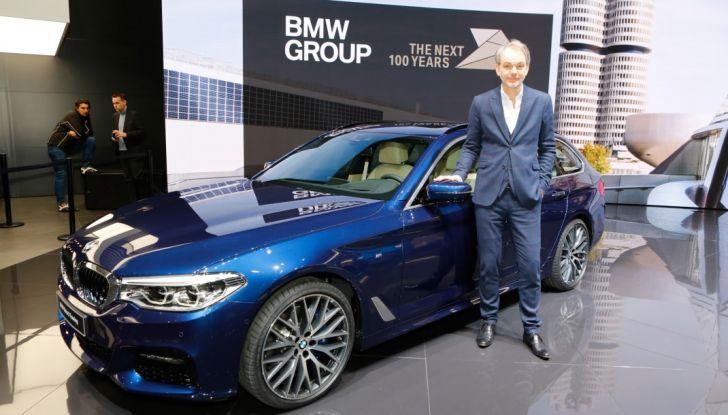 BMW Serie 5 Touring motorizzazioni, allestimenti e informazioni - Foto 17 di 25