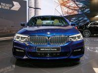 BMW Serie 5 Touring motorizzazioni, allestimenti e informazioni