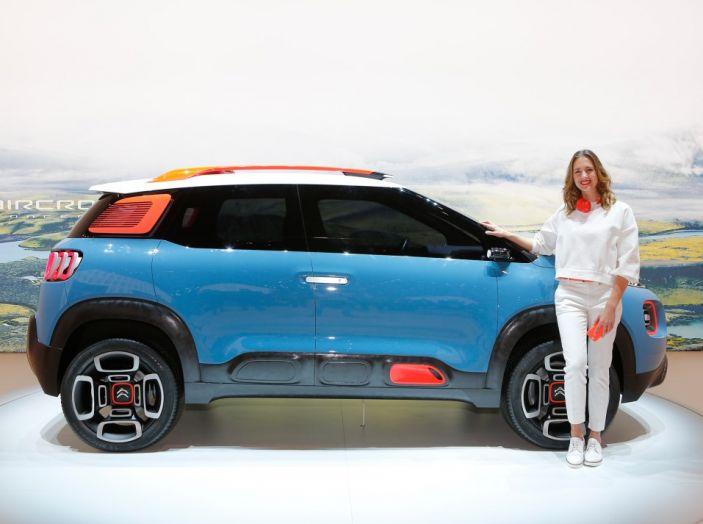 Citroën C-Aircross Concept - Foto 2 di 11