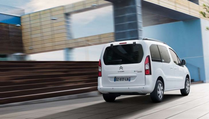 Citroen E-Berlingo Multispace - Foto 3 di 5