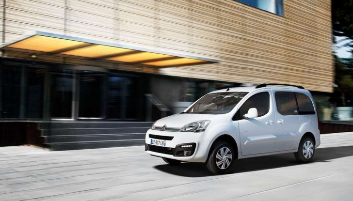 Citroen E-Berlingo Multispace - Foto 1 di 5
