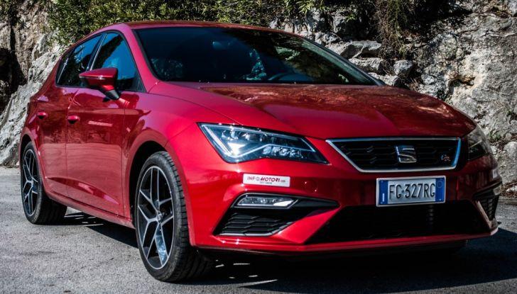Nuova Seat Leon TGI a Metano 2019: più autonomia e prezzi da 24.415€ - Foto 32 di 32