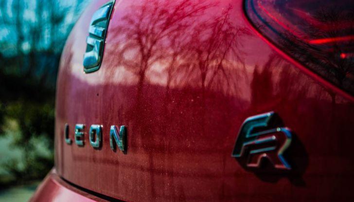 Nuova Seat Leon TGI a Metano 2019: più autonomia e prezzi da 24.415€ - Foto 6 di 32