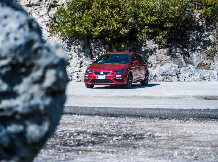 Nuova SEAT Leon, la nostra prova della sportiva per tutti i giorni - Foto 10 di 32