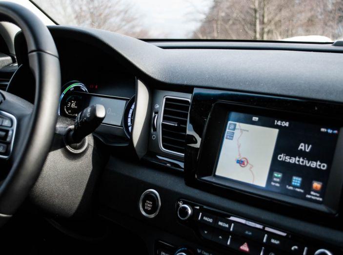 Kia Niro: la nostra prova del primo Crossover ibrido - Foto 15 di 34