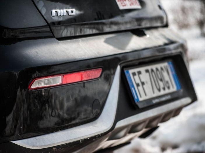 Kia Niro: la nostra prova del primo Crossover ibrido - Foto 27 di 34