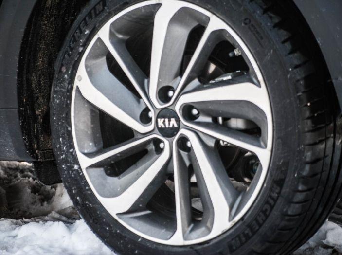 Kia Niro: la nostra prova del primo Crossover ibrido - Foto 6 di 34
