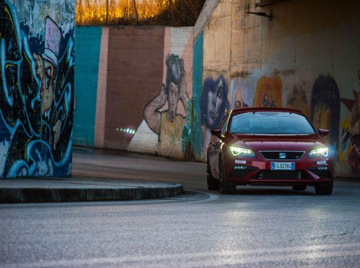 Nuova SEAT Leon, la nostra prova della sportiva per tutti i giorni - Foto 11 di 32