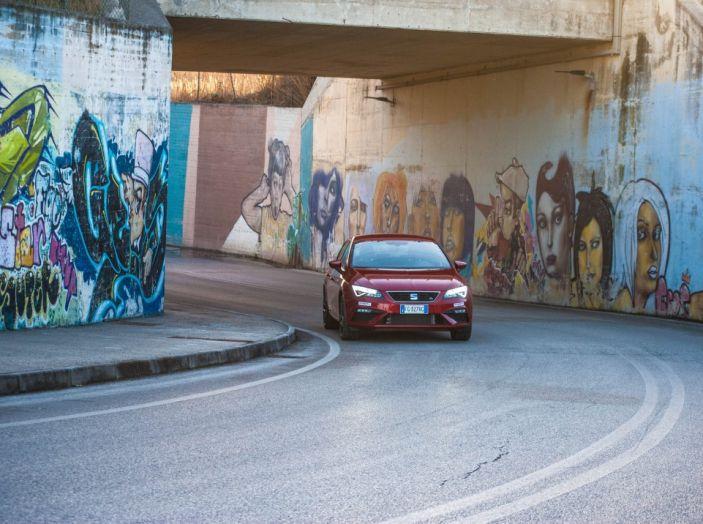 Nuova SEAT Leon, la nostra prova della sportiva per tutti i giorni - Foto 12 di 32