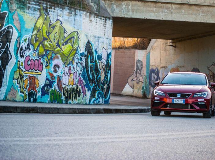 Nuova SEAT Leon, la nostra prova della sportiva per tutti i giorni - Foto 27 di 32