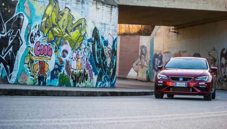 Nuova Seat Leon TGI a Metano 2019: più autonomia e prezzi da 24.415€ - Foto 27 di 32