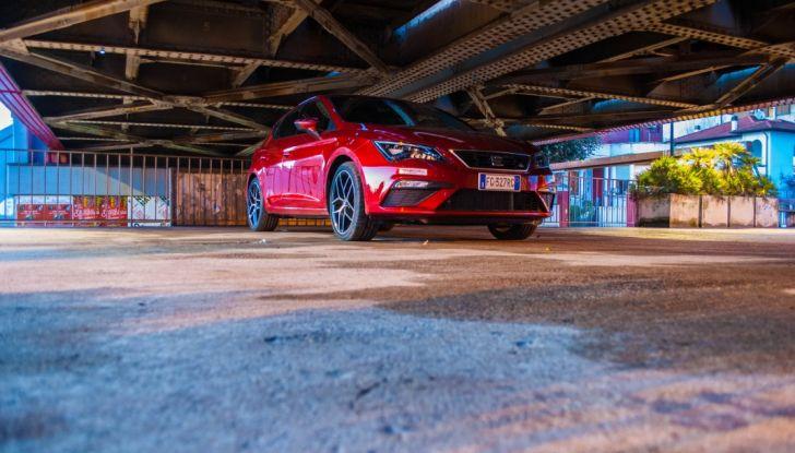 Nuova Seat Leon TGI a Metano 2019: più autonomia e prezzi da 24.415€ - Foto 16 di 32