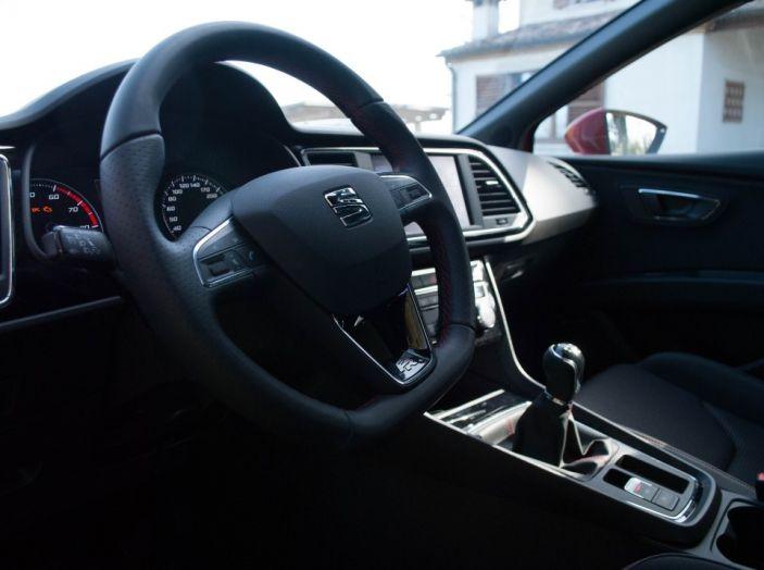 Nuova SEAT Leon, la nostra prova della sportiva per tutti i giorni - Foto 19 di 32