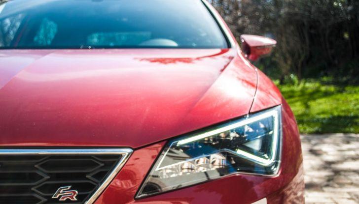 Nuova Seat Leon TGI a Metano 2019: più autonomia e prezzi da 24.415€ - Foto 26 di 32