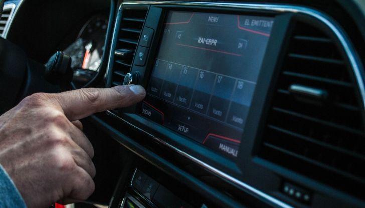 Nuova Seat Leon TGI a Metano 2019: più autonomia e prezzi da 24.415€ - Foto 29 di 32