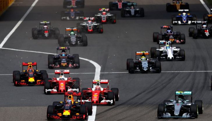Orari Formula 1 2017, GP d'Australia in Diretta SKY e Differita RAI - Foto 7 di 8