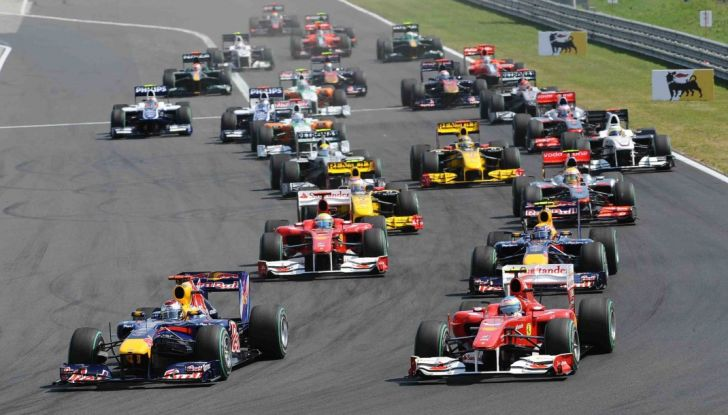 Orari Formula 1 2017, GP d'Australia in Diretta SKY e Differita RAI - Foto 4 di 8