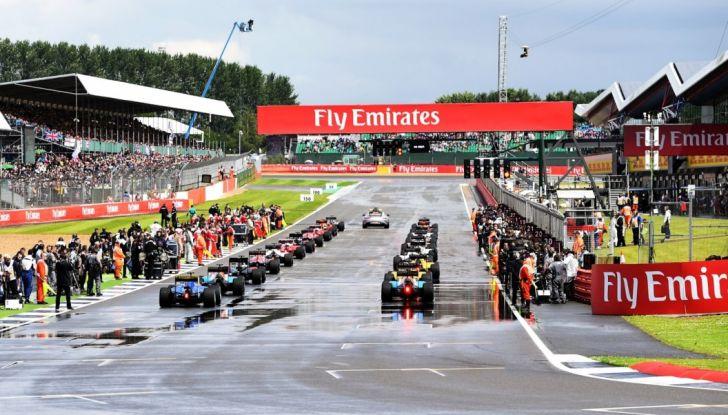 Orari F1 2018, GP d'Australia in diretta Sky e differita TV8 - Foto 1 di 8