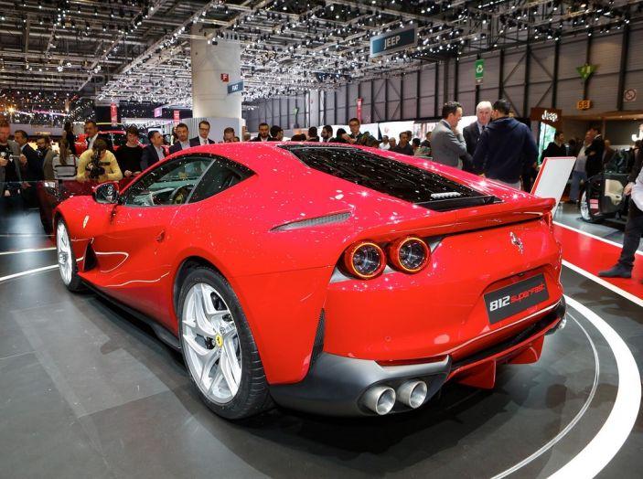 Ferrari 812 Superfast: la berlinetta V12 da 800CV - Foto 14 di 22
