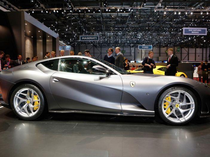 """Marchionne: """"le persone comprano Lamborghini perchè non possono avere una Ferrari"""" - Foto 5 di 22"""
