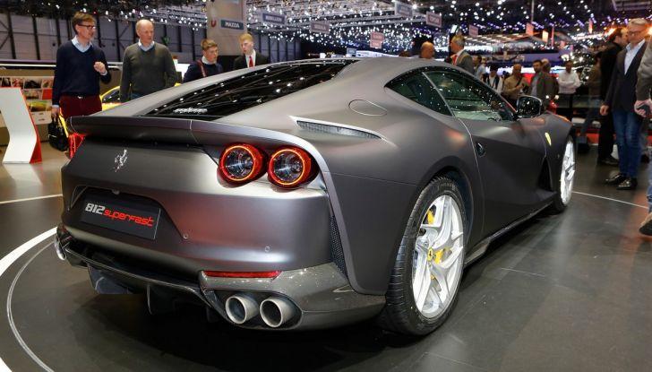 """Marchionne: """"le persone comprano Lamborghini perchè non possono avere una Ferrari"""" - Foto 21 di 22"""