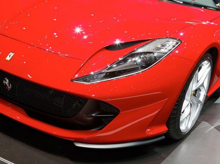 """Marchionne: """"le persone comprano Lamborghini perchè non possono avere una Ferrari"""" - Foto 6 di 22"""