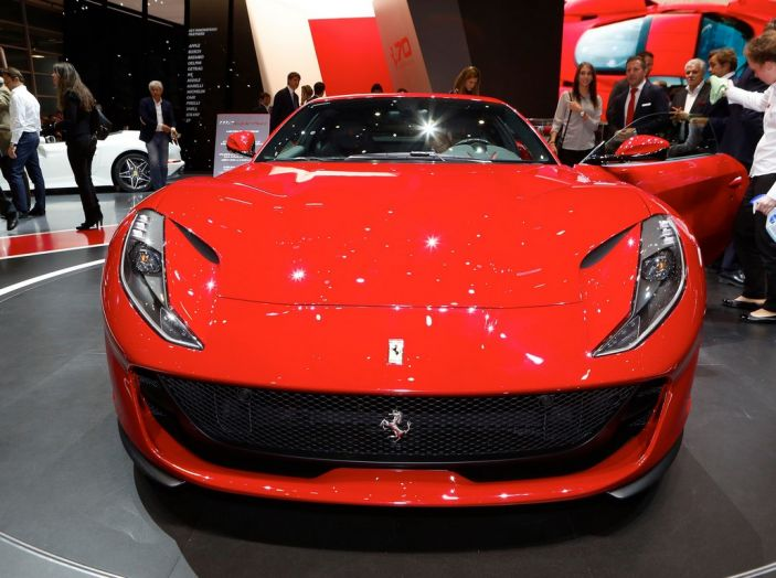 """Marchionne: """"le persone comprano Lamborghini perchè non possono avere una Ferrari"""" - Foto 7 di 22"""