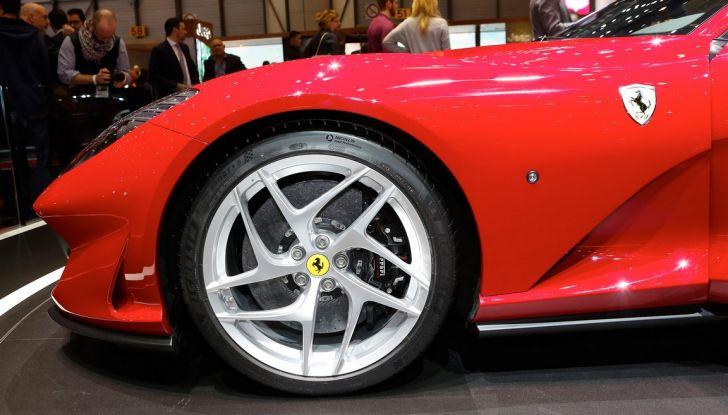 Ferrari 812 Superfast: la berlinetta V12 da 800CV - Foto 8 di 22