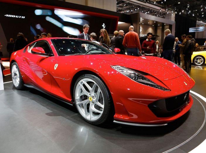 """Marchionne: """"le persone comprano Lamborghini perchè non possono avere una Ferrari"""" - Foto 9 di 22"""