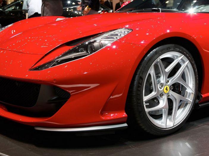 """Marchionne: """"le persone comprano Lamborghini perchè non possono avere una Ferrari"""" - Foto 10 di 22"""