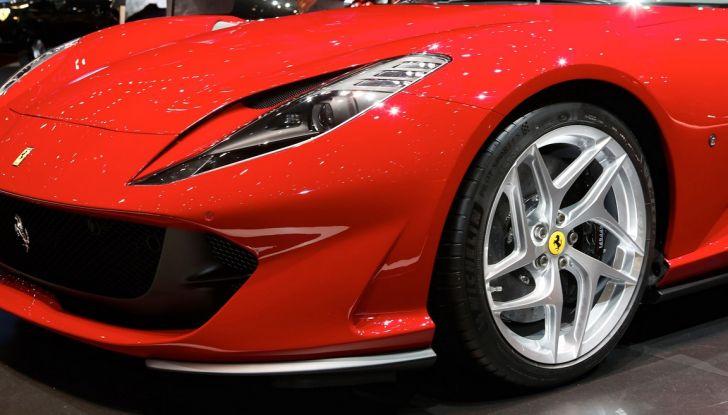 Ferrari 812 Superfast: la berlinetta V12 da 800CV - Foto 10 di 22