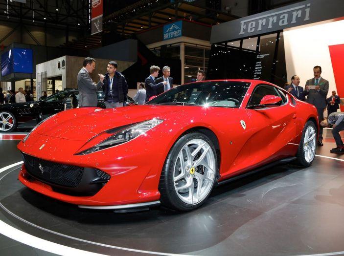 """Marchionne: """"le persone comprano Lamborghini perchè non possono avere una Ferrari"""" - Foto 1 di 22"""