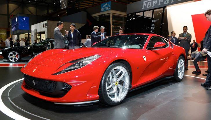 Ferrari 812 Superfast: la berlinetta V12 da 800CV - Foto 1 di 22