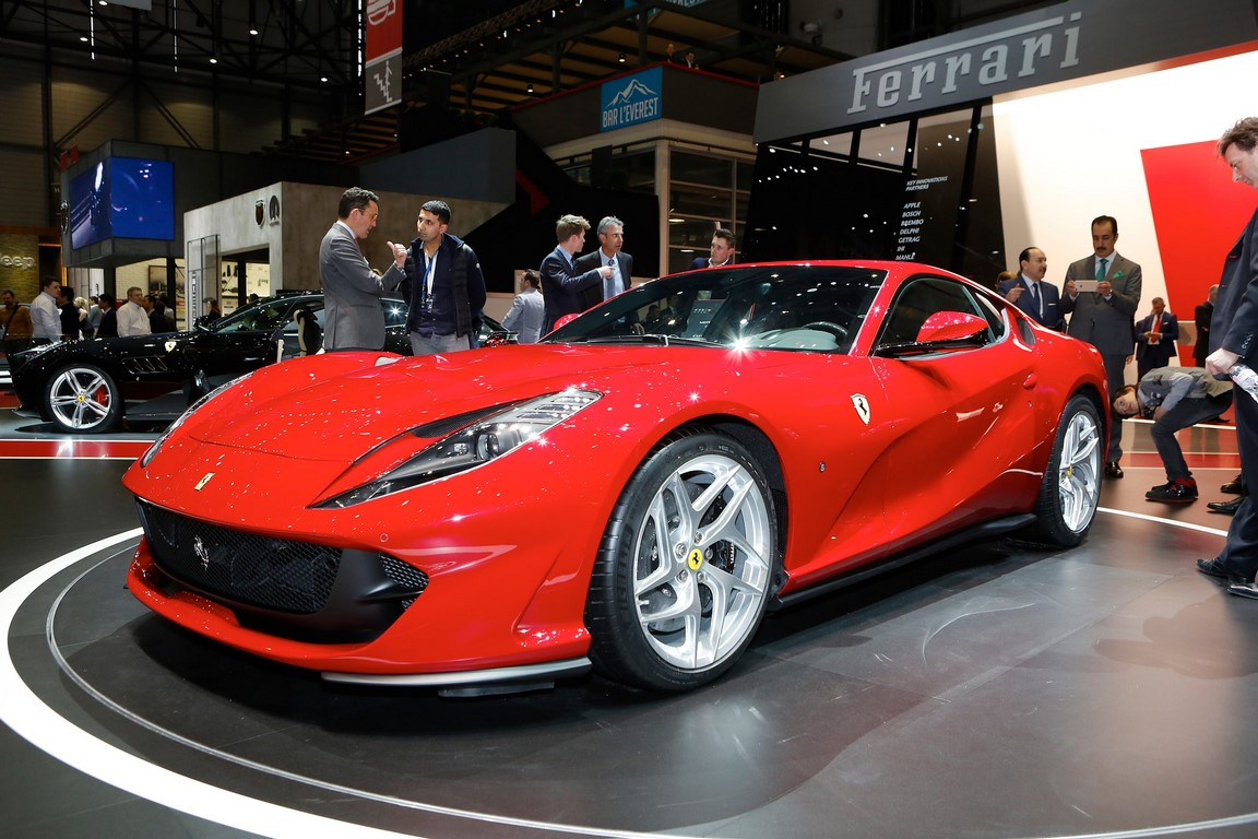 Ferrari - 812 Superfast