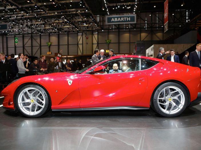"""Marchionne: """"le persone comprano Lamborghini perchè non possono avere una Ferrari"""" - Foto 13 di 22"""