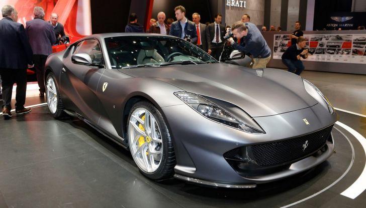 """Marchionne: """"le persone comprano Lamborghini perchè non possono avere una Ferrari"""" - Foto 3 di 22"""