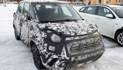 Fiat 500L Facelift 2017, crossover all'italiana