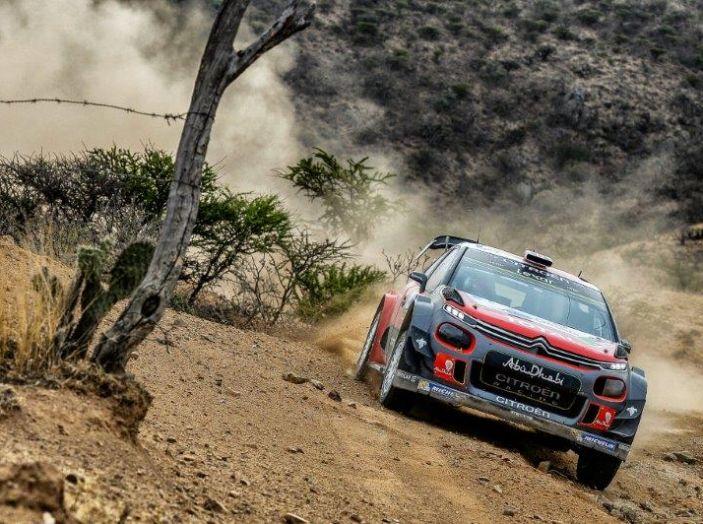 Meeke e Nagle: prima vittoria con CITROËN C3 WRC - Foto 3 di 4