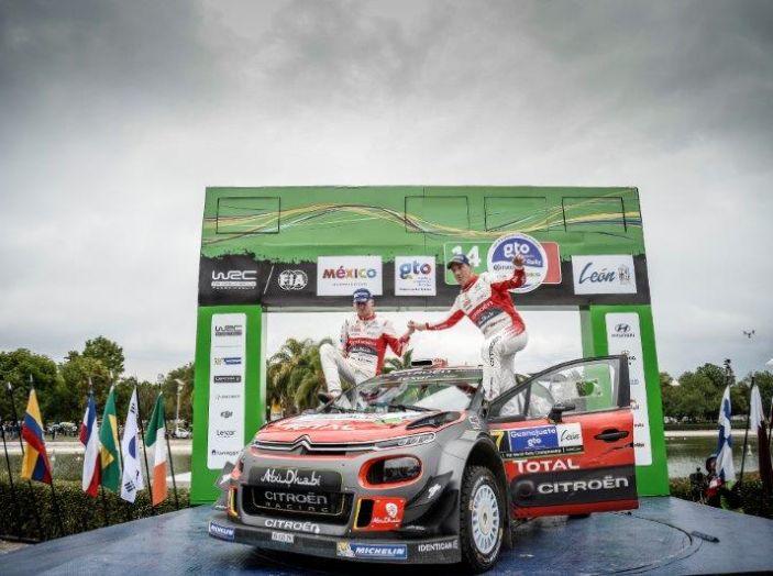 Meeke e Nagle: prima vittoria con CITROËN C3 WRC - Foto 1 di 4
