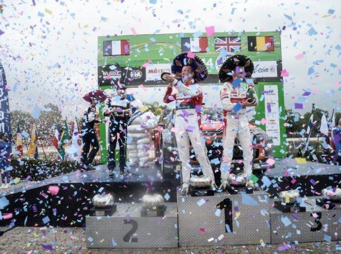 Meeke e Nagle: prima vittoria con CITROËN C3 WRC - Foto 4 di 4