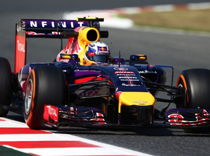 Infiniti offre un lavoro da sogno nel Team Renault Sport di Formula Uno - Foto 8 di 9