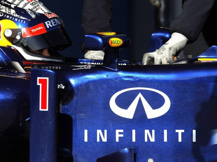 Infiniti offre un lavoro da sogno nel Team Renault Sport di Formula Uno - Foto 9 di 9