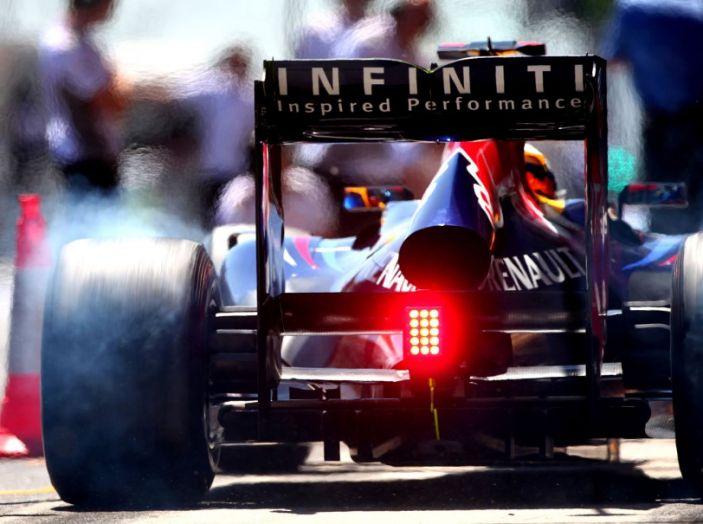Infiniti offre un lavoro da sogno nel Team Renault Sport di Formula Uno - Foto 3 di 9