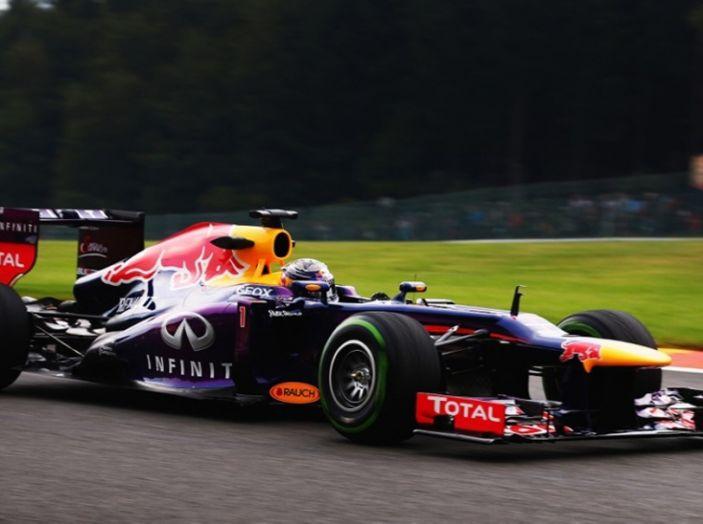 Infiniti offre un lavoro da sogno nel Team Renault Sport di Formula Uno - Foto 7 di 9