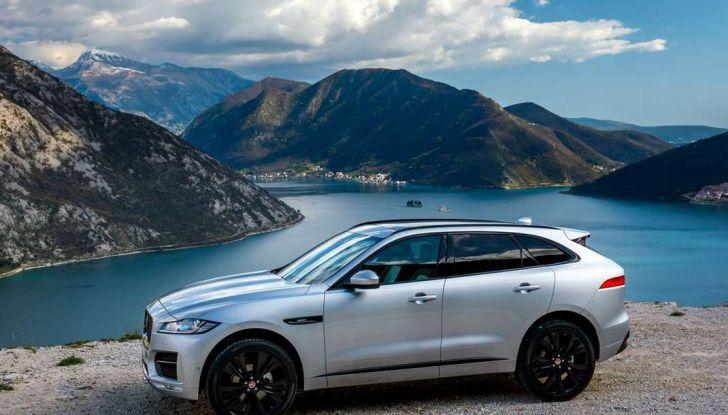 Jaguar F-Pace: gamma motori, allestimenti e prezzi - Foto 6 di 18