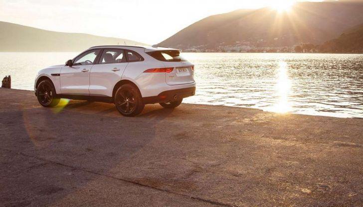 Jaguar F-Pace: gamma motori, allestimenti e prezzi - Foto 9 di 18