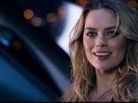Margot Robbie testimonial di Nissan Electric Con Blade Glider