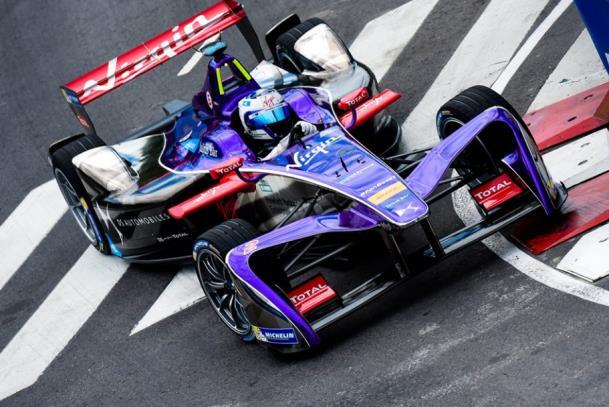 DS Virgin Racing prende quota in Messico - Foto 1 di 1